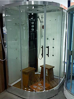 Гидромассажный бокс Grandehome WS105/S6, 1000х1000х2240 мм