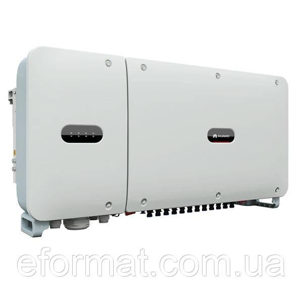 Сетевой солнечный инвертор Huawei SUN2000-50KTL-M0, 50 кВт