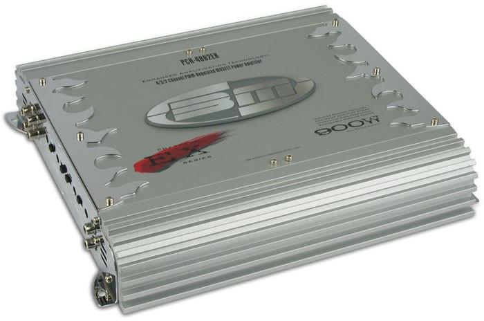 Усилитель BM Boschmann 4-канальный PCH-4882EX автомобильный автозвук усилитель мощности