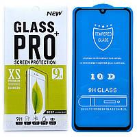 Защитное стекло 10D для Xiaomi Mi 9 Lite / Mi CC9 (Black)