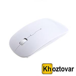 Ультратонка бездротова комп'ютерна миша Nano Receiver Optical Mouse USB 2.4 Ghz