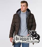 Braggart Aggressive 29077 | Куртка зимняя мужская коричневая