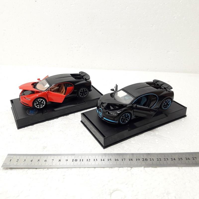 Игрушечная машинка Bugatti Chiron 7866 Автопром 1:32