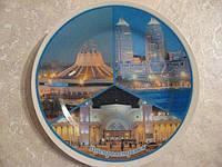 Тарелка сувенир Днепропетровск -12