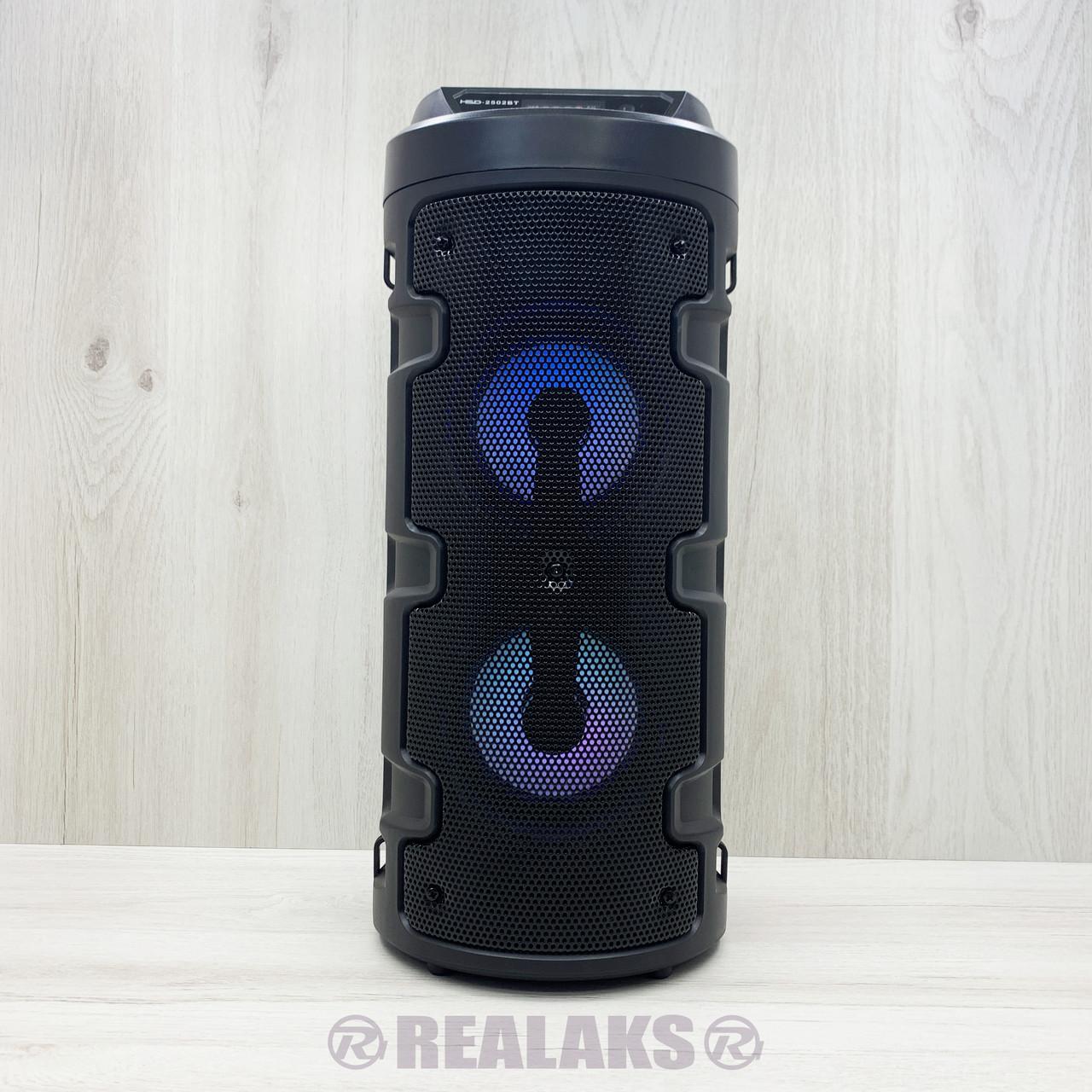 Портативная колонка Wireless Speaker HSD-2502BT (чёрная)