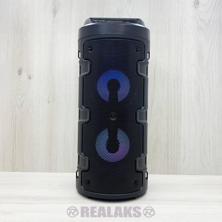 Портативная колонка Wireless Speaker HSD-2502BT (чёрная), фото 2