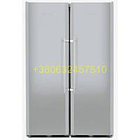 Холодильник Liebherr SBSesf 7212 (SKesf 4240+SGNes 3063) Side-by-side, холодильник для всей семьи!