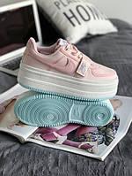 """Женские кроссовки в стиле Nike Womens Vandal 2K """"Rose/Beige/ Pink"""""""