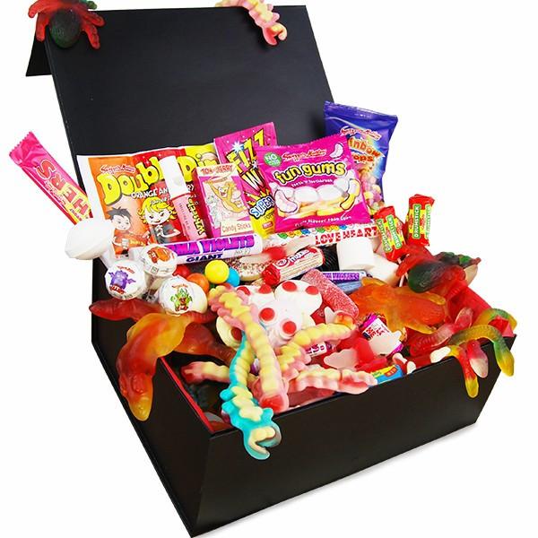Бокс со сладостями Halloween Sweet Box средний