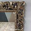 Зеркало настенное в раме бронзового цвета Dodoma, фото 3