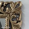 Зеркало настенное в раме бронзового цвета Dodoma, фото 5