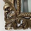 Зеркало настенное в раме бронзового цвета Dodoma, фото 9