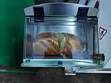 Хлеборезка Wäbama  Economy Plus регулируемым размером ломтя 3-20мм б/у Германия, фото 4