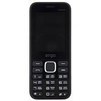 Кнопочный телефон ERGO F243 Swift DS Black
