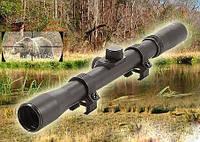Прицел оптический Пр-4x20-T ля крепления на оружие,бинокли,телескопы ,оптика, монокуляры, прицелы, оригинал