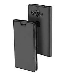 Чехол-книжка для Sony Xperia XZ2 Compact, Dux Ducis, с карманом для визиток