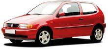 Фаркопы на Volkswagen Polo 3 (1999-2001)