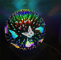 Ночник шар Luminaria Portatil Infantil MT7168