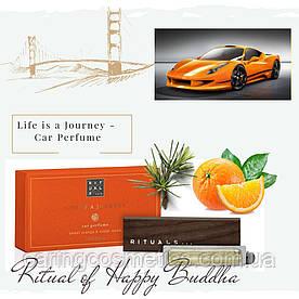 "Rituals. Автопарфюм ""Happy Buddha"". Основни. Ritual of Happy Buddha. Основний картридж. Виробництво-Нідерланди"