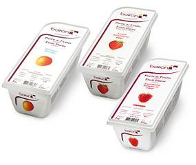 Заморожені фруктові пюре