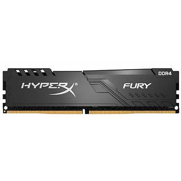 Модуль памяти для компьютера DDR4 8GB 3200 MHz HyperX FURY Black Kingston (HX432C16FB3/8)