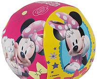 Мягкий детский мяч «Минни Маус»,10 см, ліцензія 6003056