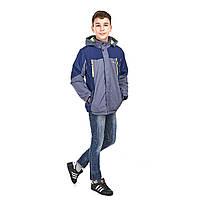 Весенняя куртка на мальчика от 9 до 14 лет, есть замеры