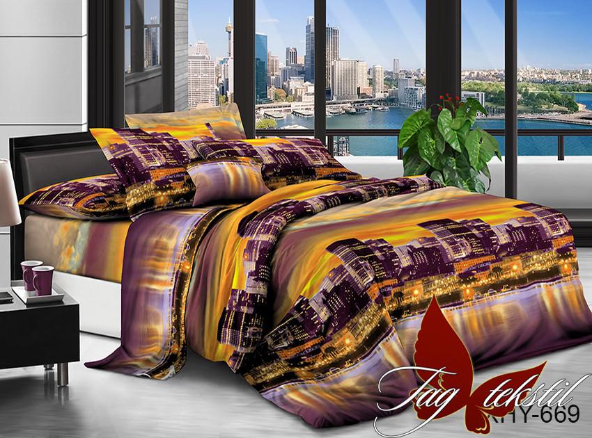 Комплект постельного белья XHY669