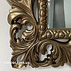 Зеркало в ванную бронзовое Dodoma, фото 7