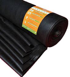 Агроволокно черное Агротекс UV 60, 1,6 x50 м. (рулон)