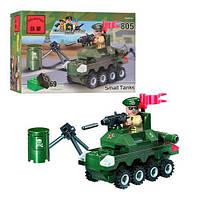 """Конструктор """"Combat Zones: Маленький танк"""", 69 деталей 805"""