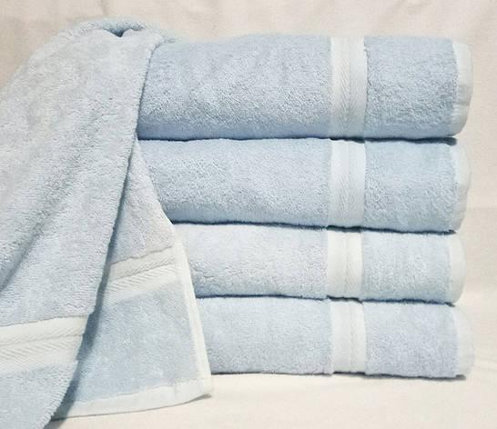 Полотенце махровое Blue (Турция), фото 2