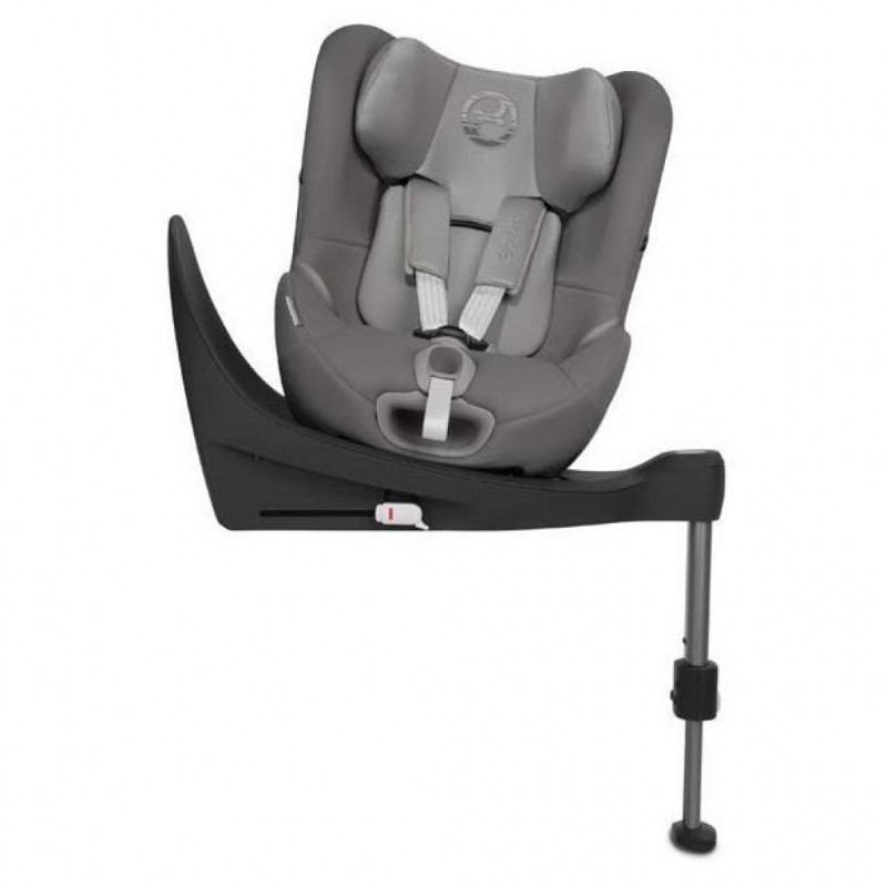 Автокресло Cybex Sirona Plus Manhattan Grey-mid grey