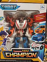 Тобот Чемпион мини,Робот трансформер Тобот Tobot «Champion» 529