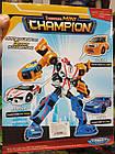 Тобот Чемпион мини,Робот трансформер Тобот Tobot «Champion» 529, фото 3