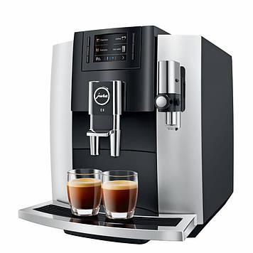Кофеварка JURA E8 PLATIN (E8_PLATIN)