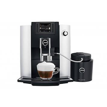Кофеварка JURA E6 PLATIN (E6_PLATIN)