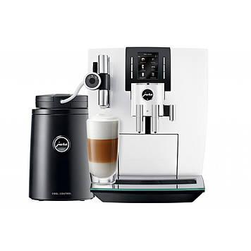 Кофеварка JURA J6 WHITE (J6_WHITE)