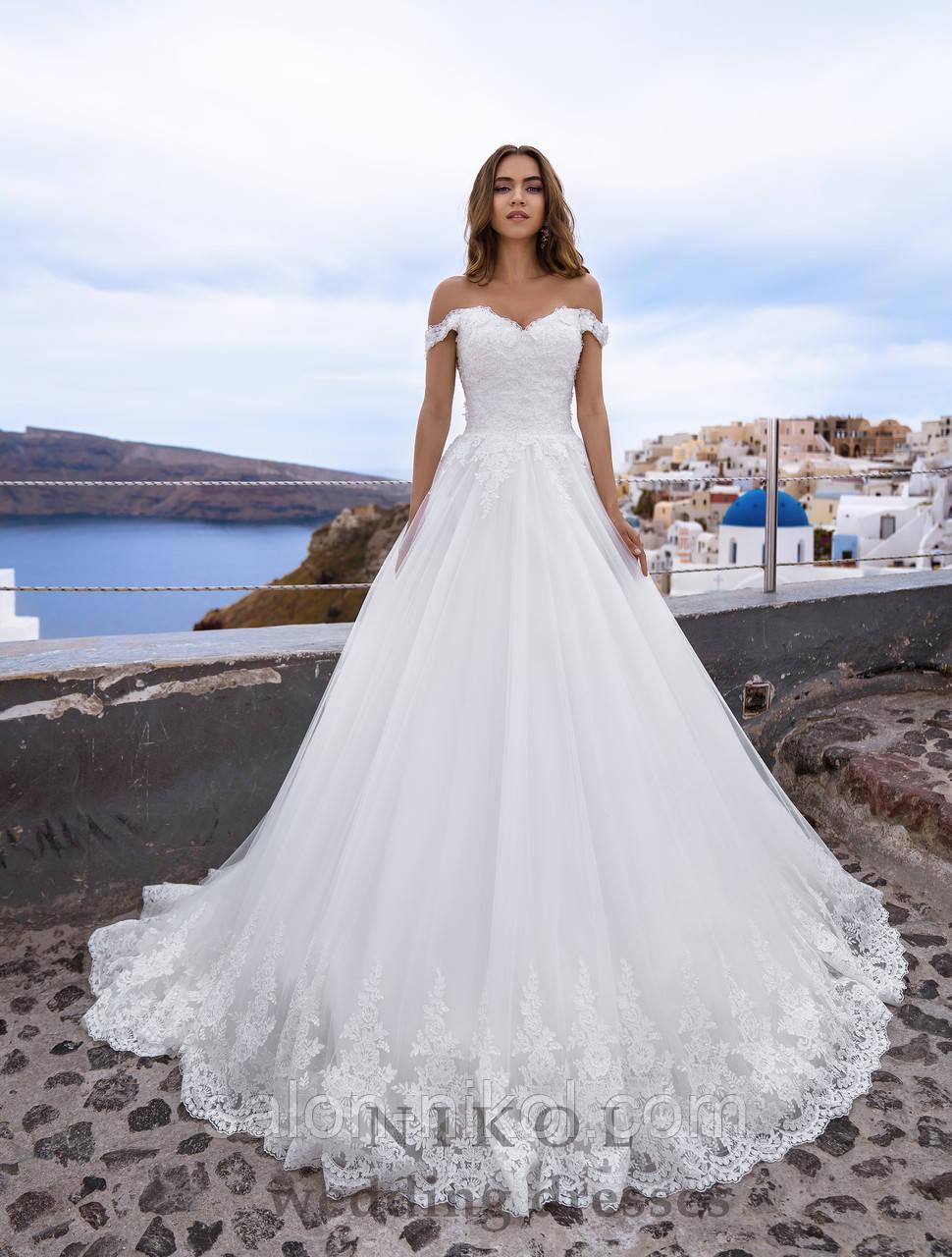 Свадебное платье № S-515
