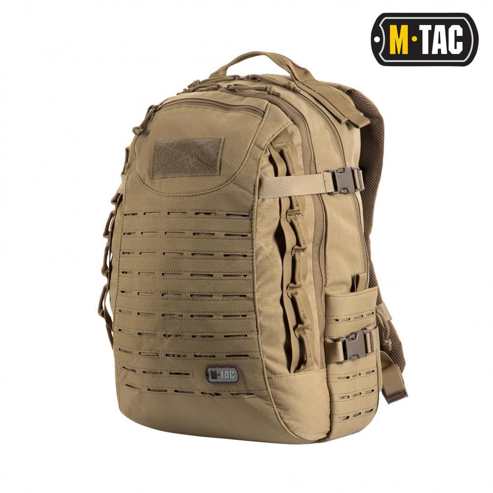 M-Tac Рюкзак Intruder Pack 27 л койот