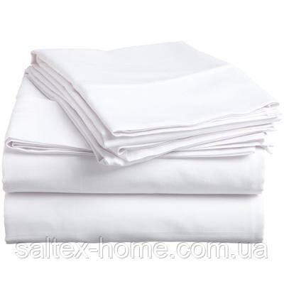 Двуспальный евро комплект постельного белья из бязи, 145 г/м пр-во Беларусь