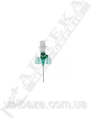 Катетер инф. в/в  G 18 (Medikare) зеленый