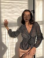 Женская стильная блузка  МВ602, фото 1
