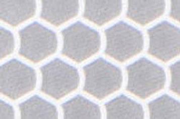 Высокоинтенсивная светоотражающая белая пленка (соты) - ORALITE 5800 High Intensity Grade White 1.235 м