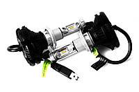 Лампа LED X3-H7, Автомобильные лампы нового поколения, Светодиодные лампы, Комплект LED ламп