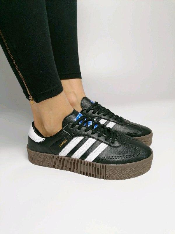 Кроссовки  Adidas Samba Rose , Женские, Кожа,  Жіночі кросівки, размер 36-40
