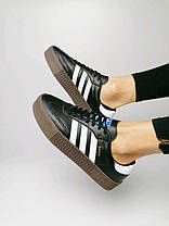 Кроссовки  Adidas Samba Rose , Женские, Кожа,  Жіночі кросівки, размер 36-40, фото 2
