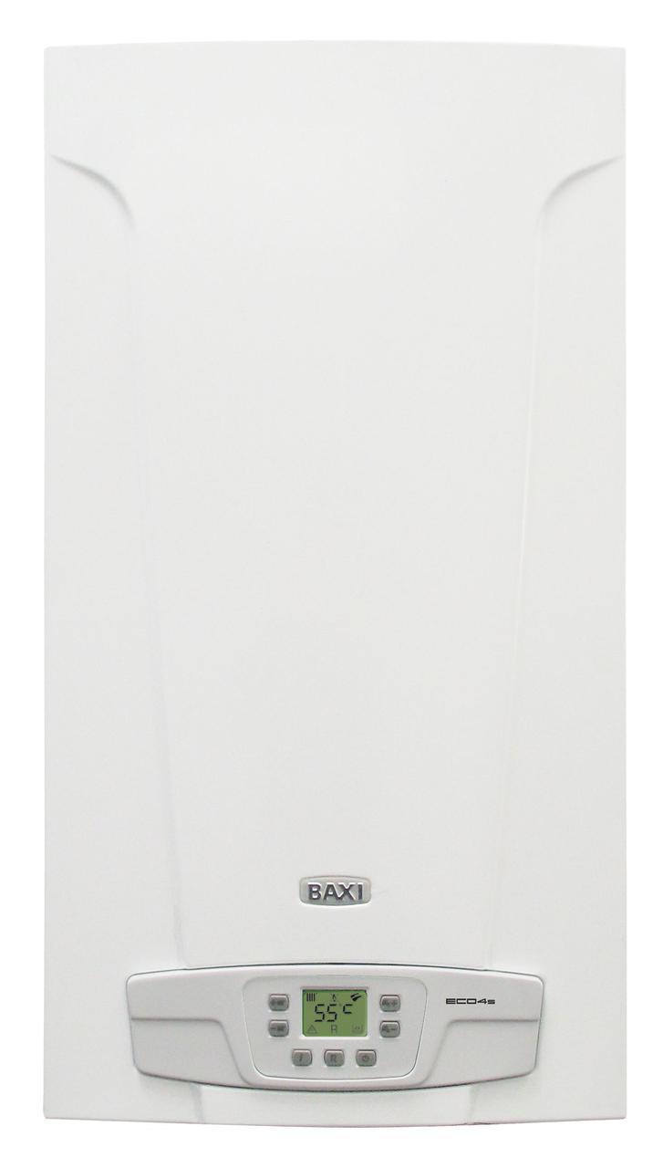 Газовий настінний котел Baxi 18 квт Eco 4s 18 F