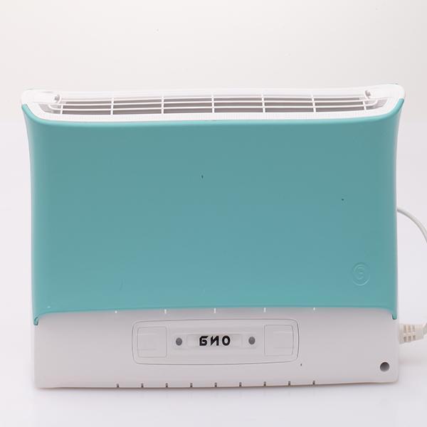 Очиститель-ионизатор воздуха Zenet Супер-Плюс Био Зеленый (hub_TgHR68815)