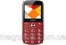 Телефон Nomi i220 Red, фото 2